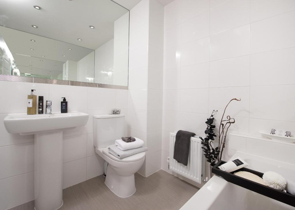Helmsley bathroom