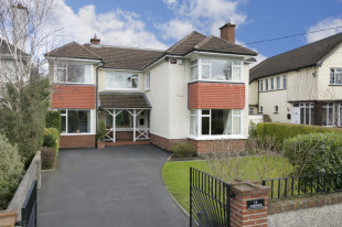 4 bedroom Detached house in Dublin, Booterstown