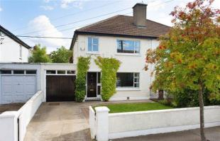 semi detached property in Booterstown, Dublin