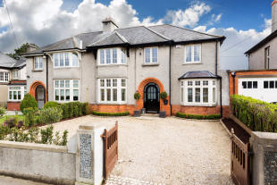 4 bedroom semi detached house for sale in Booterstown, Dublin