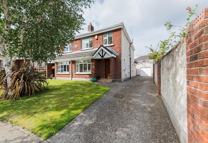 4 bed semi detached house in Rathfarnham, Dublin