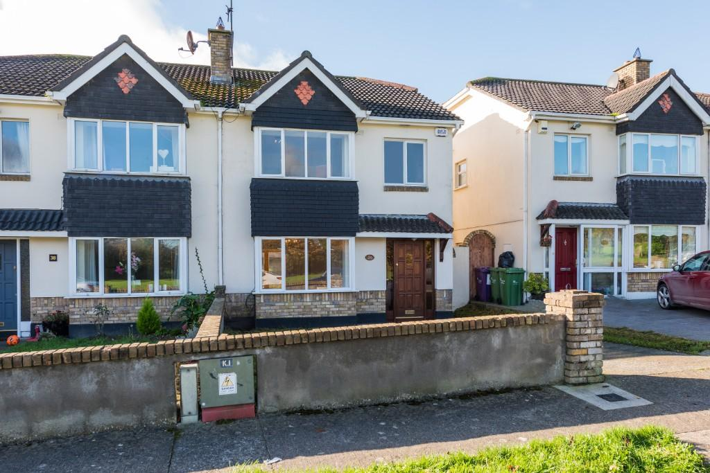 Sandyford semi detached property for sale
