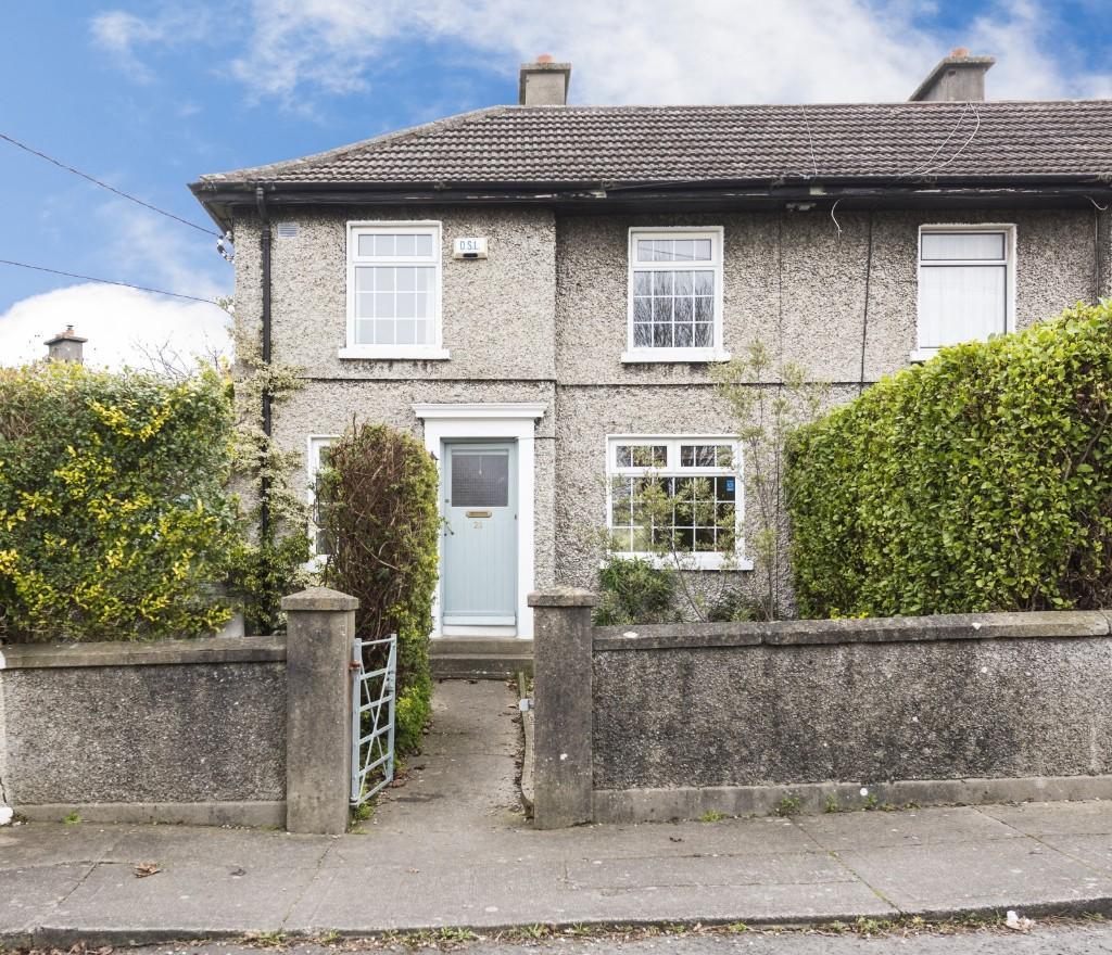 End of Terrace house for sale in Monkstown, Dublin