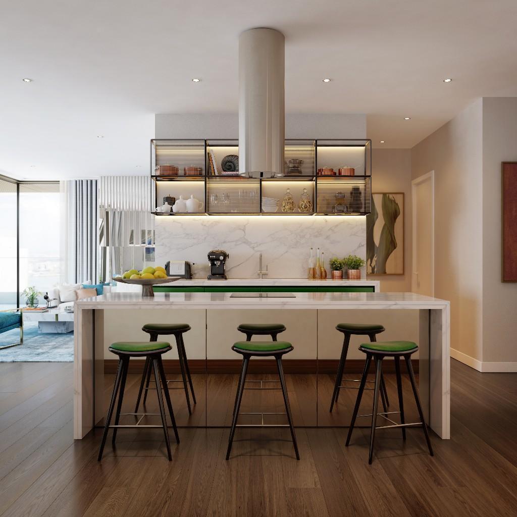 Ecoworld,Kitchen