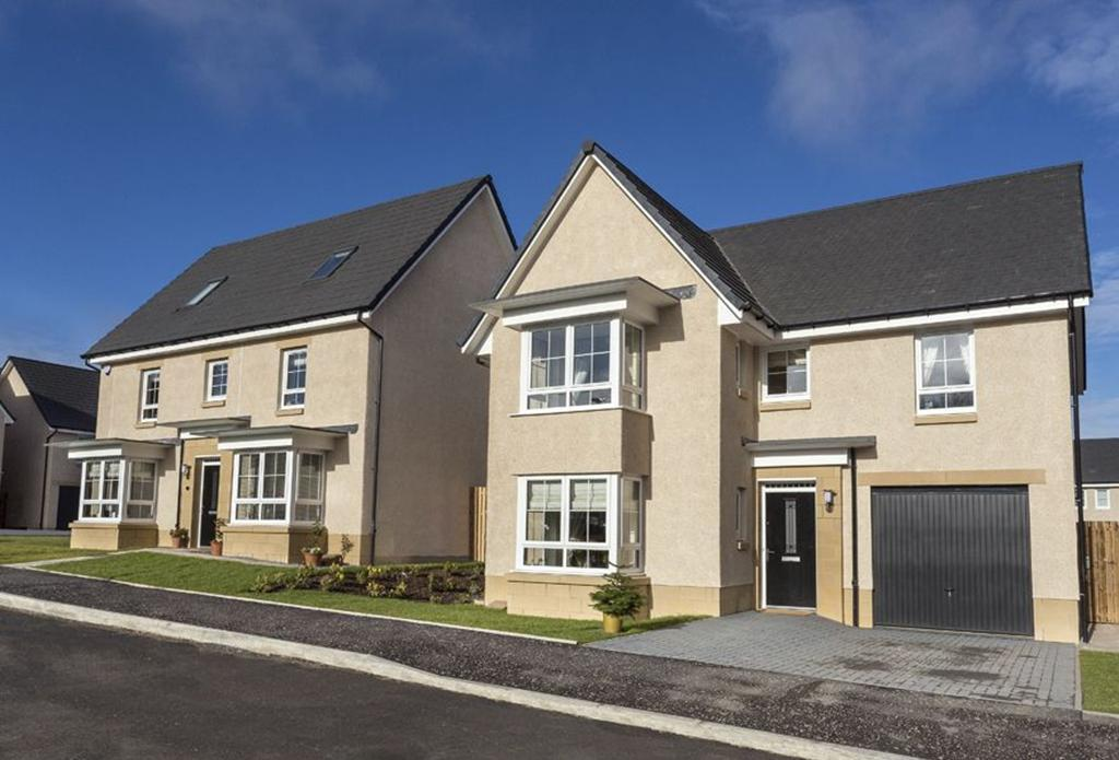 4 bedroom detached house for sale in alnwickhill road