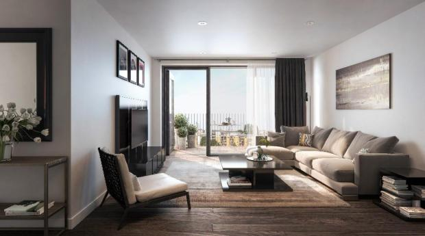 Typical living room