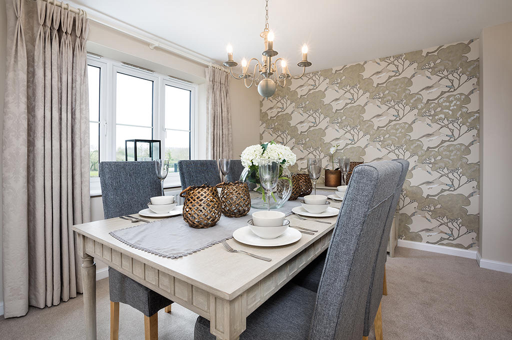 4. Typical Dining Room