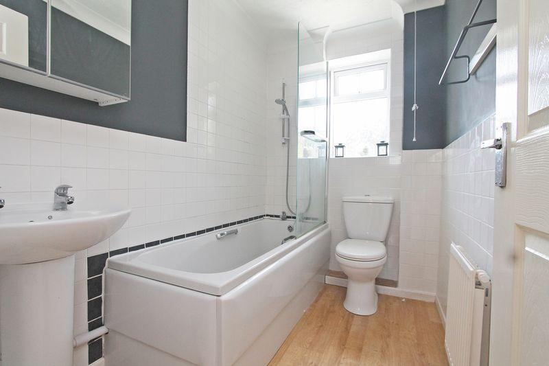 Re-fitted Bath...