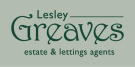 Lesley Greaves Estate Agents, Mapperley branch logo
