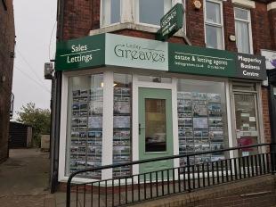 Lesley Greaves Estate Agents, Mapperleybranch details
