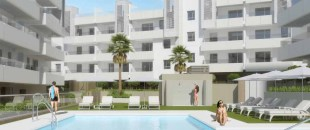 1 bedroom new Apartment for sale in Andalusia, Malaga...