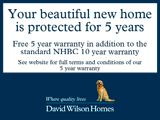 David Wilson Homes, Coming Soon - Tenbury View