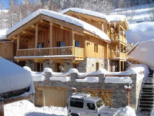 7 bed Chalet for sale in Les Charmes Chalet