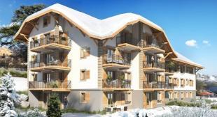 Flat for sale in Le Balcon des Aravis...