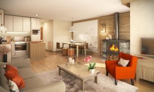 2 bedroom Apartment in L'Hevana, Meribel Centre