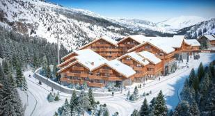 Apartment in L'Hevana, Meribel Centre