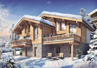 4 bed new house for sale in Rhone Alps, Haute-Savoie...