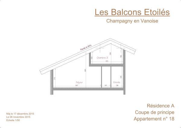 Floor Plan Balcon