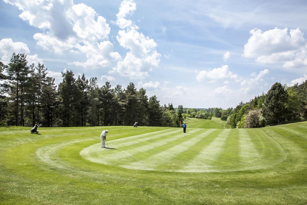 Priors Hall Golf Club
