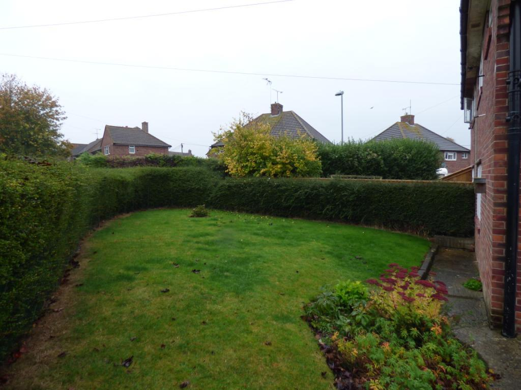 Front Side Garden