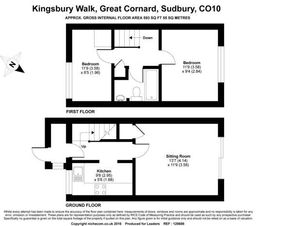 6 Kingsbury Walk - F