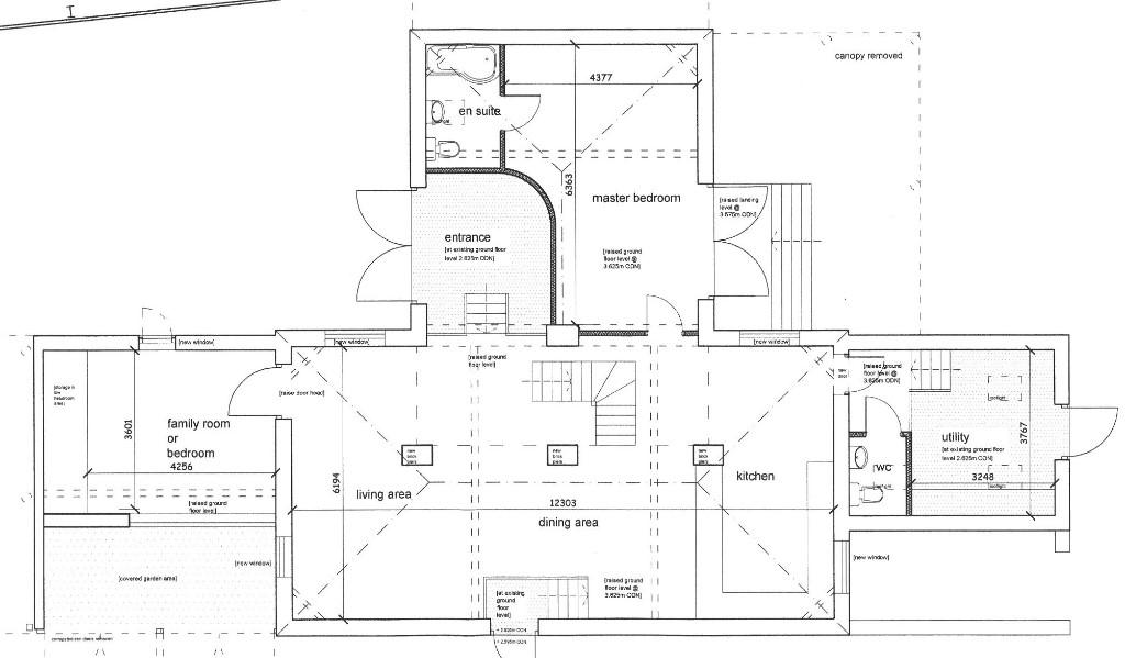 Barn - Proposed Plan
