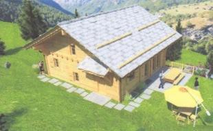 new development for sale in Valais, La Tzoumaz