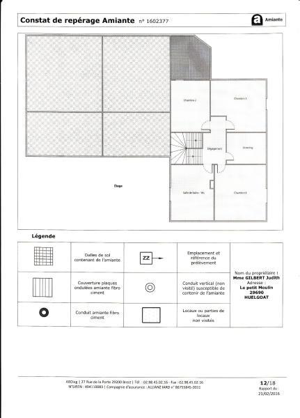 First floor plan of