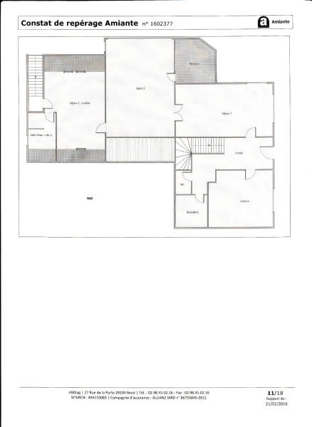Ground floor plan of