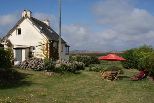 House & Garden View