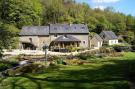 4 bedroom Detached house in Séglien, Morbihan...