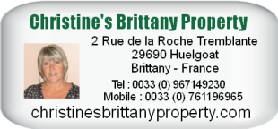 Christines Brittany Properties, Francebranch details