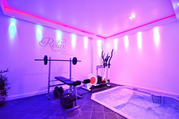 Spa/Gym