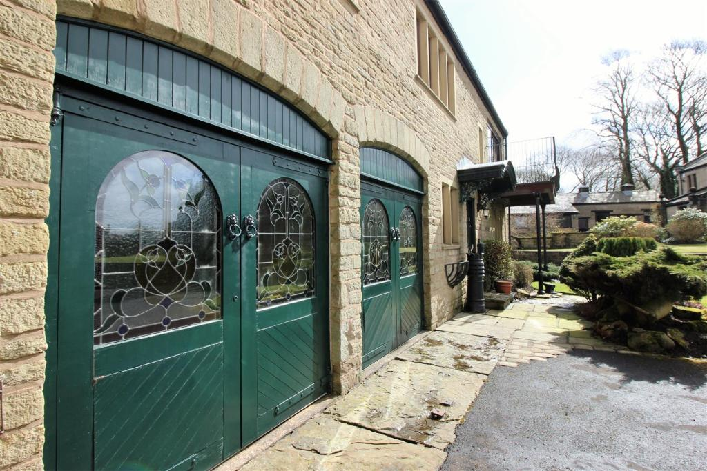 Two Double Garages