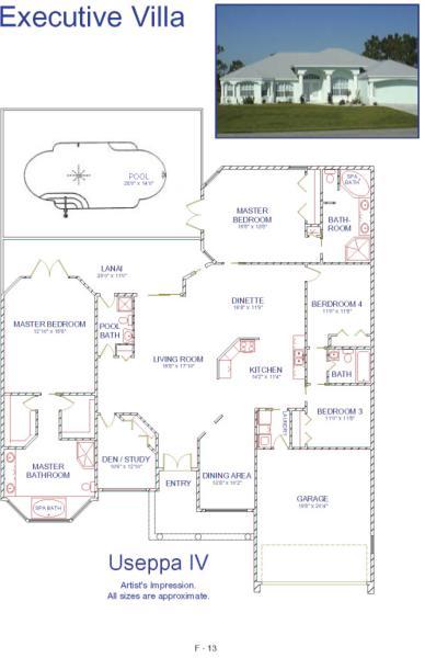 Useppa floor plan