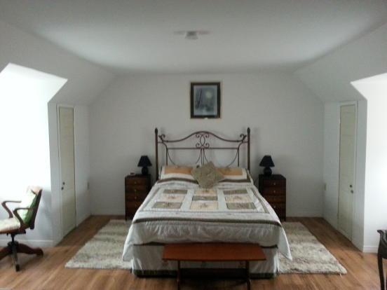 the guest suite