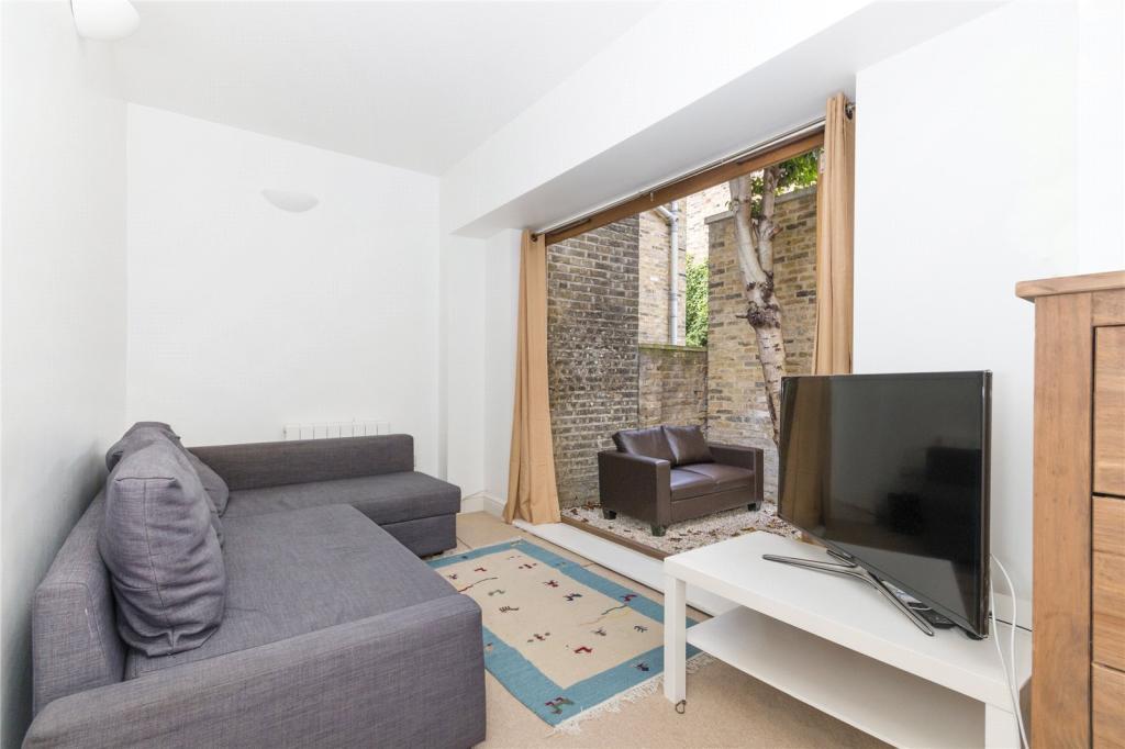 Flat 1 Living Area