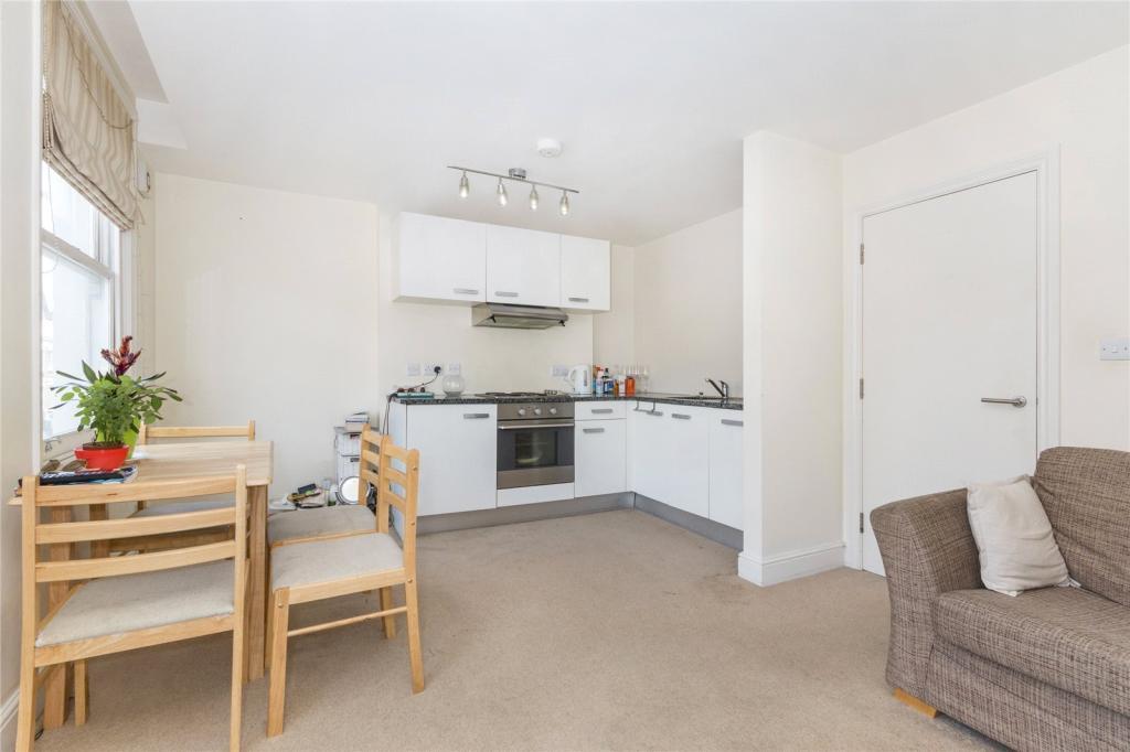 Flat 3 Living Area
