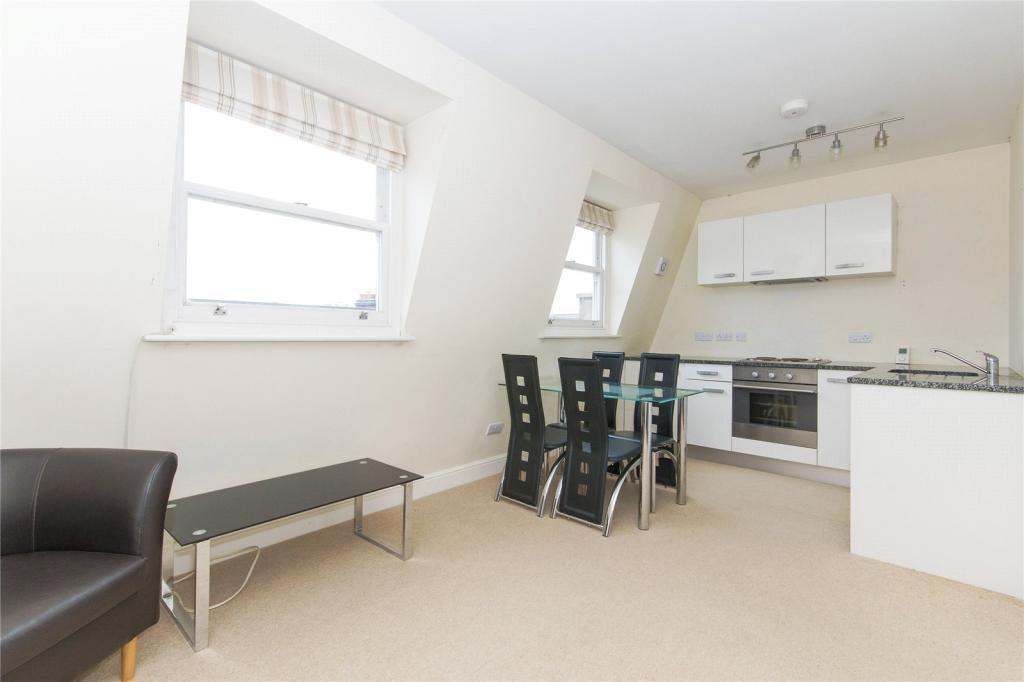 Flat 4 Living Area