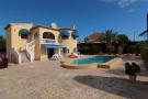 4 bedroom Villa in Calpe, Alicante, Valencia