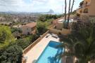 3 bed Villa in Calpe, Alicante, Valencia