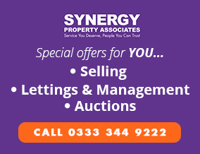 Get brand editions for Synergy Property Associates, Westgate-On-Sea