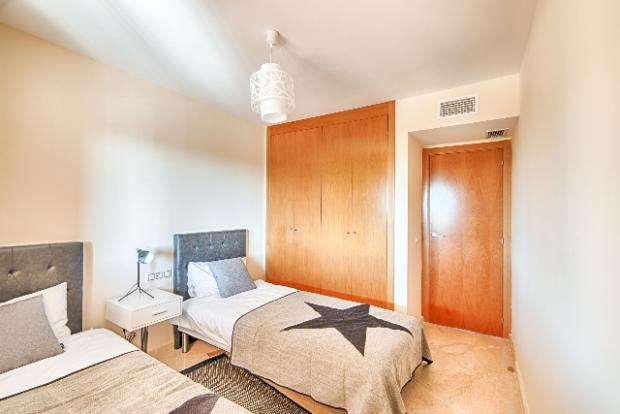 2nd bedroom showflat
