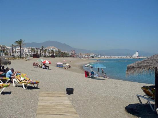beach manilva