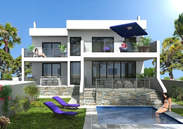 projekt for villa 2