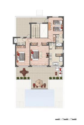1st floor villa 3