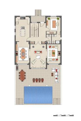 groundfloor villa 3