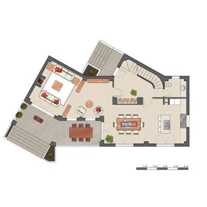 first floor villa 2