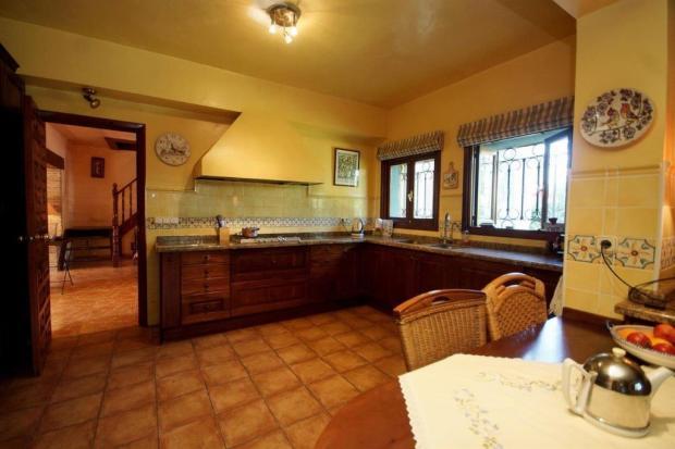 currrent kitchen