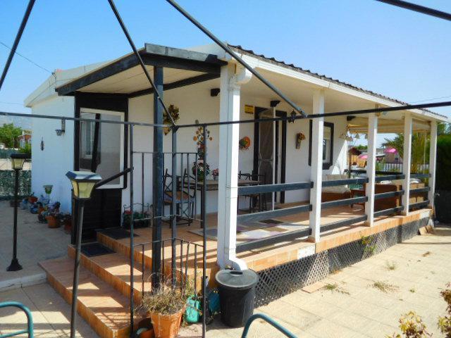 2 bedroom Park Home for sale in Crevillente, Alicante...